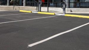 Встановлення зарядних станцій на парковках